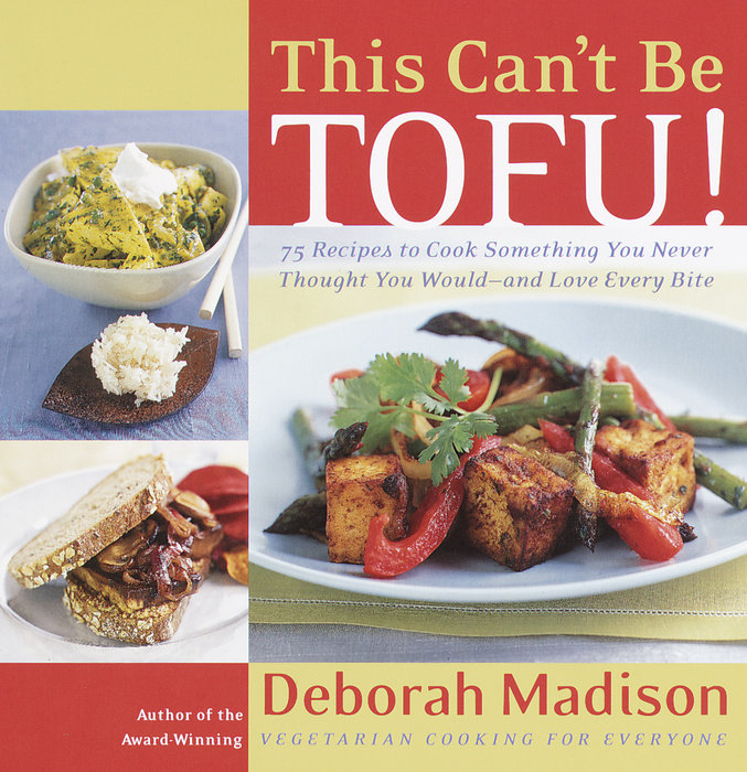 This Can't Be Tofu!