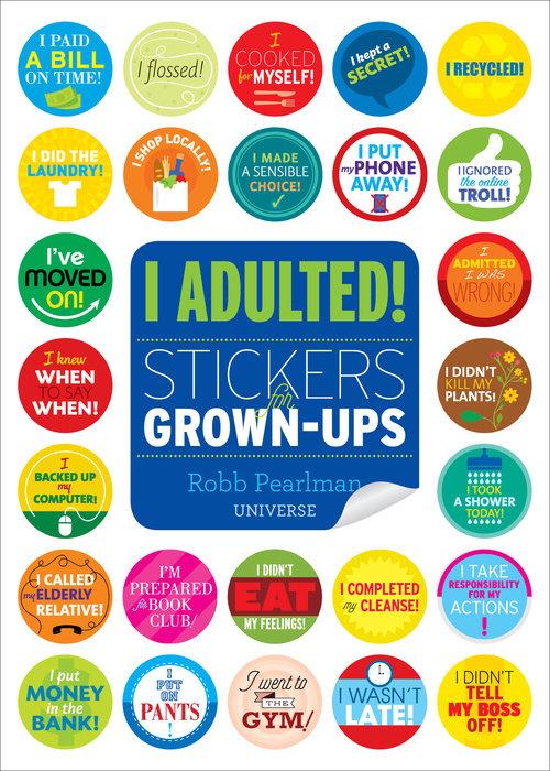 I Adulted!