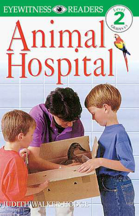 DK Readers L2: Animal Hospital