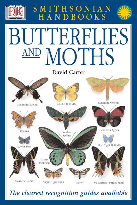 Handbooks: Butterflies & Moths