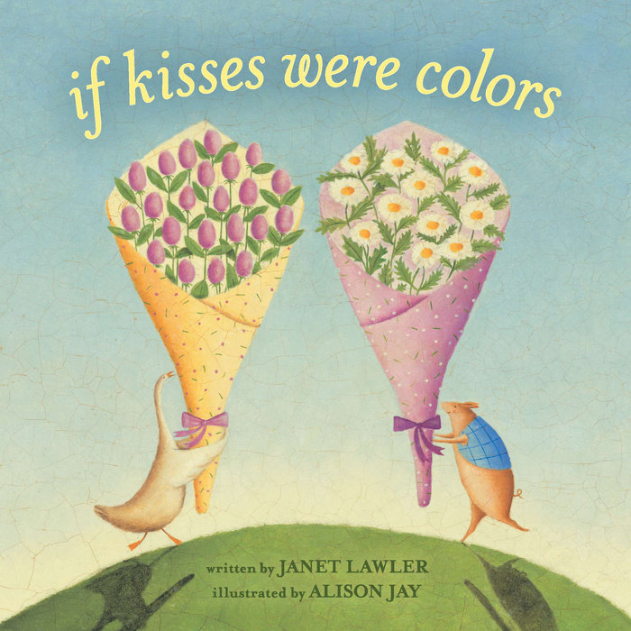 If Kisses Were Colors board book