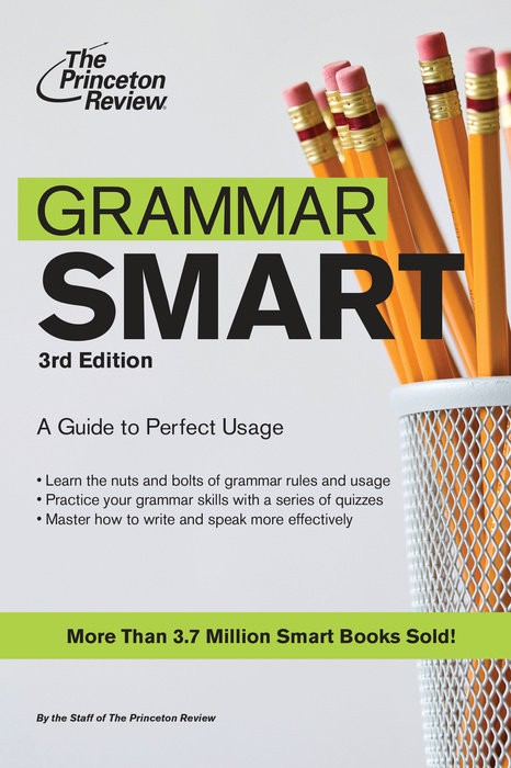 Grammar Smart, 3rd Edition