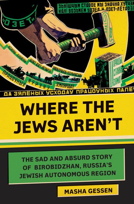 Where the Jews Aren't