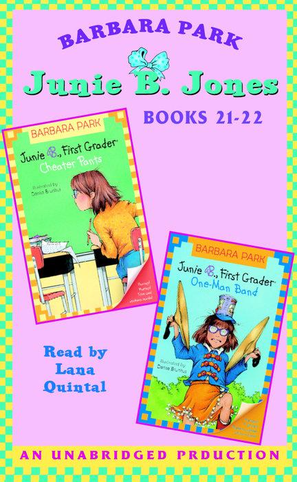 Junie B. Jones: Books 21-22