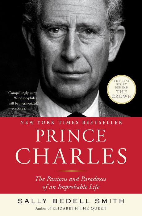 Prince Charles Random House Books