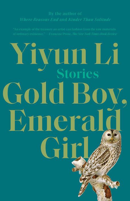 Gold Boy, Emerald Girl