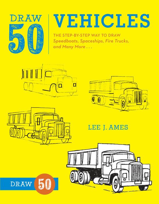 Draw 50 Vehicles