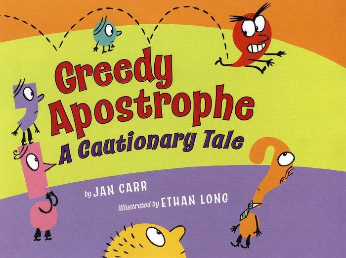 Greedy Apostrophe