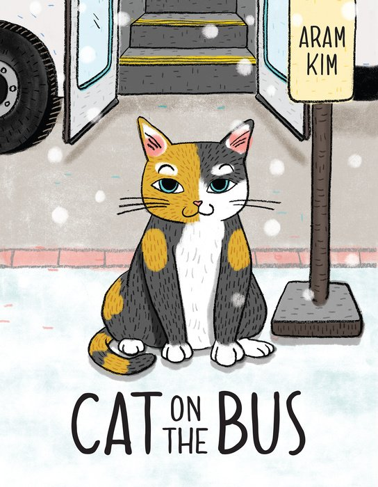 Cat on the Bus