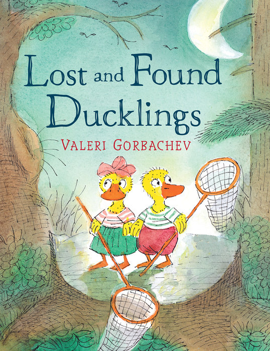 Lost and Found Ducklings