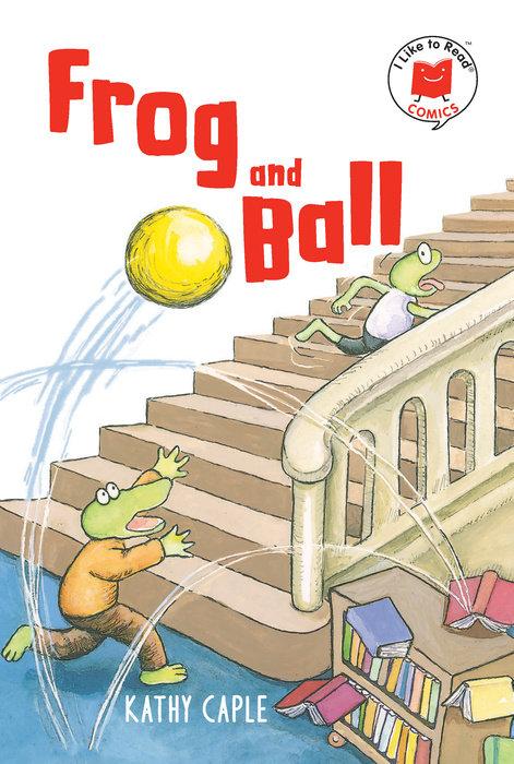Frog and Ball