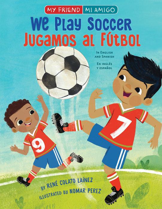 We Play Soccer