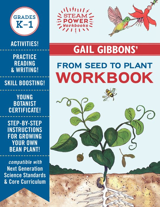 Gail Gibbons' From Seed to Plant Workbook