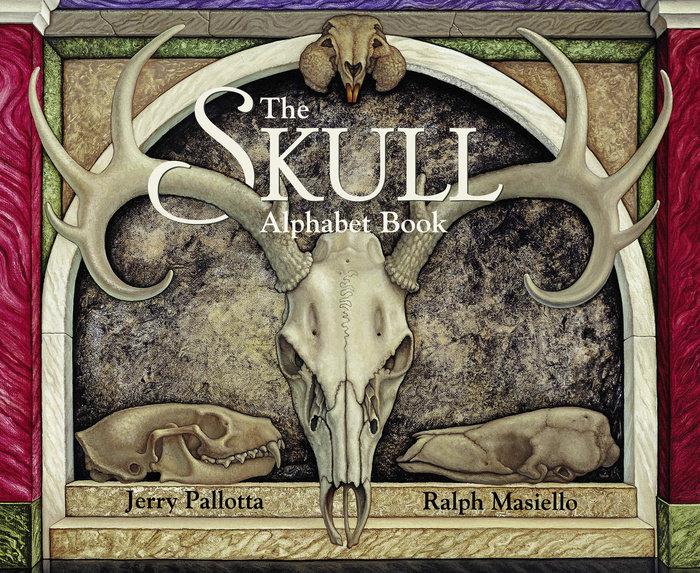 The Skull Alphabet Book