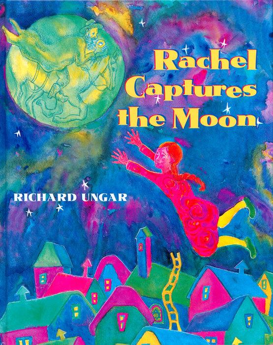 Rachel Captures the Moon