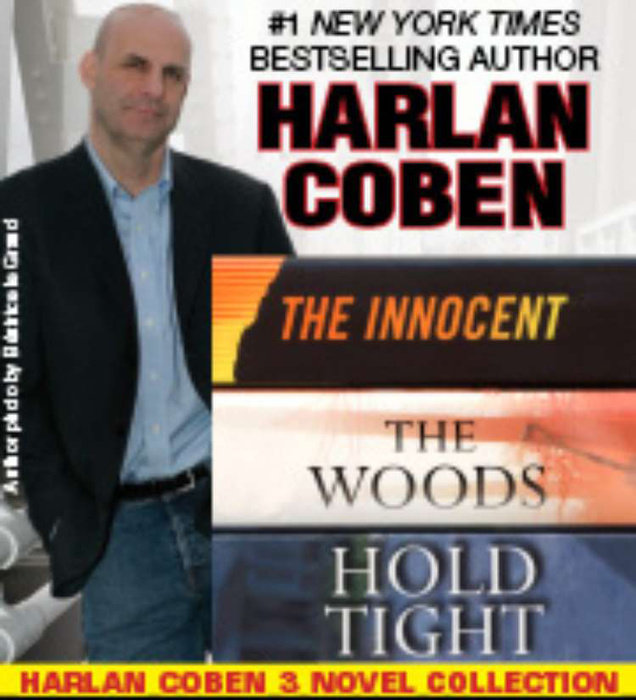 Harlan Coben 3 Novel Collection