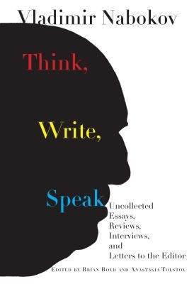 Think, Write, Speak