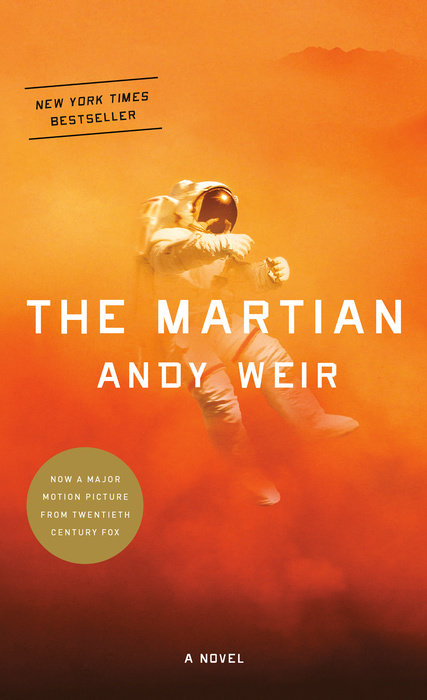 The Martian (Movie Tie-In EXPORT)