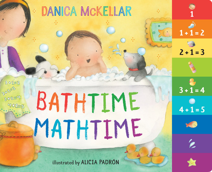 Bathtime Mathtime