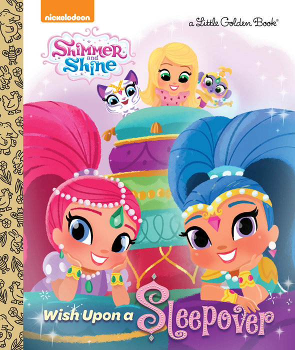 Wish Upon a Sleepover (Shimmer and Shine)