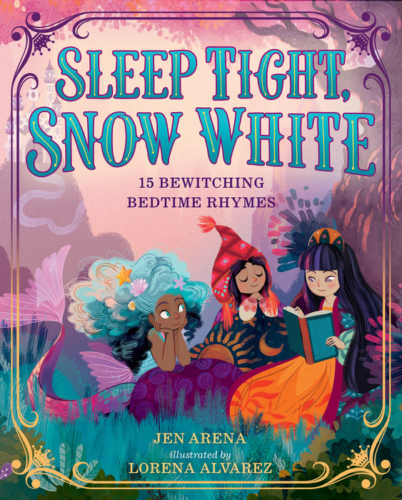 Snow White Book Cover : Sleep tight snow white penguin random house
