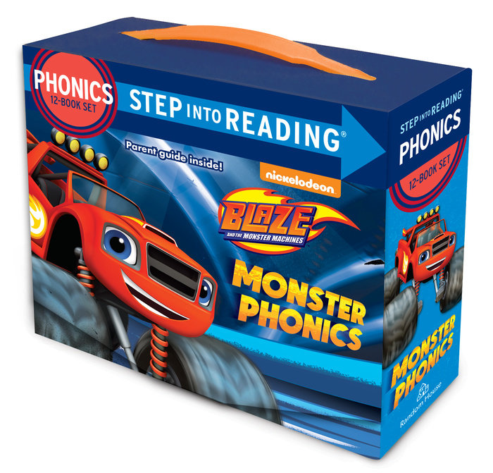 Monster Phonics (Blaze and the Monster Machines)