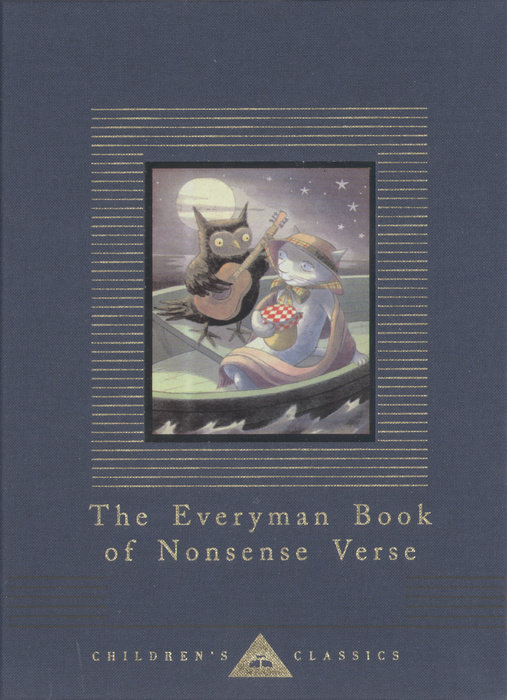 The Everyman Book of Nonsense Verse