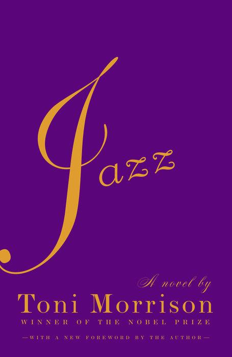 jazz toni morrison essays