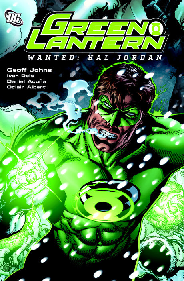 Green Lantern: Wanted: Hal Jordan