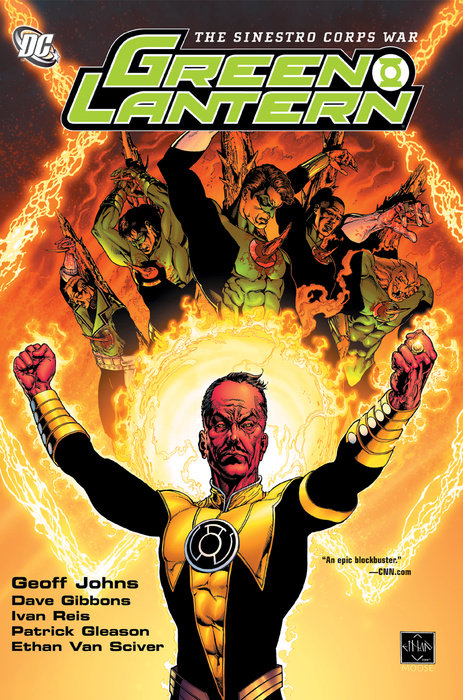 Green Lantern: The Sinestro Corps War - VOL 01