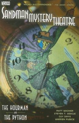 Sandman Mystery Theater: the Hourman and the Python - VOL 06