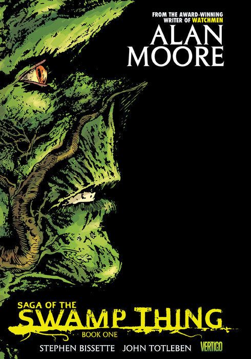 Saga of the Swamp Thing Book One