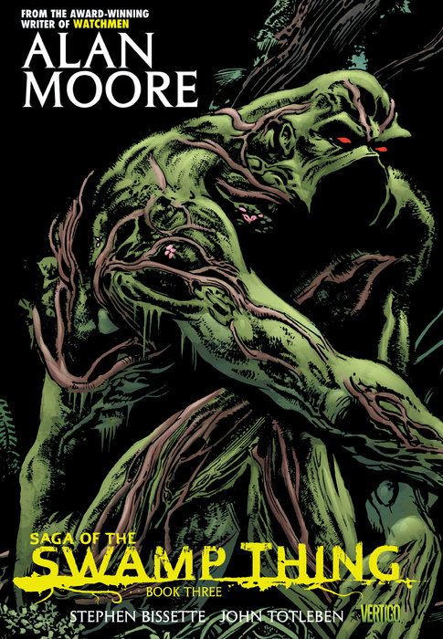 Saga of the Swamp Thing Book Three
