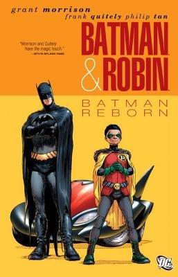 Batman & Robin Vol. 1: Batman Reborn