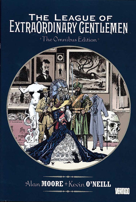 The League of Extraordinary Gentlemen Omnibus