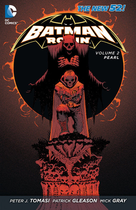 Batman and Robin Vol. 2: Pearl (The New 52)