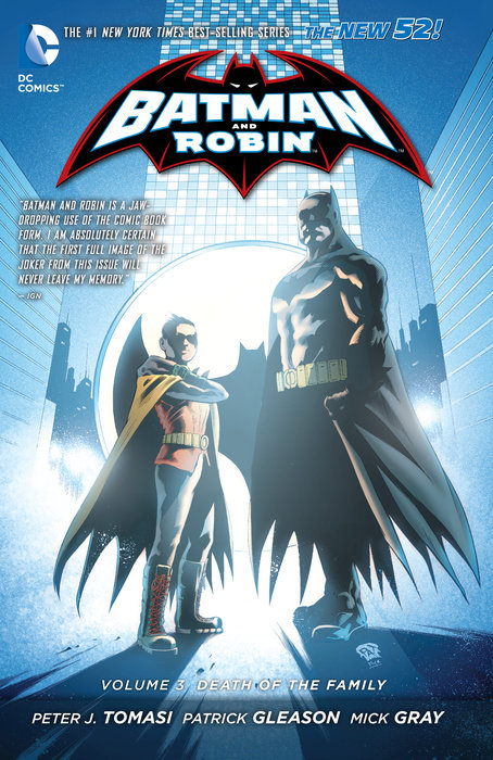 Batman and Robin Vol. 3: Death of the Family (The New 52)