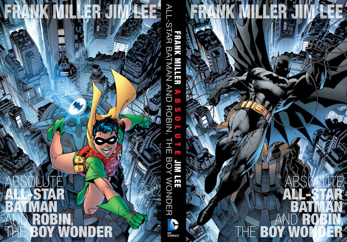 Absolute All-Star Batman And Robin, The Boy Wonder