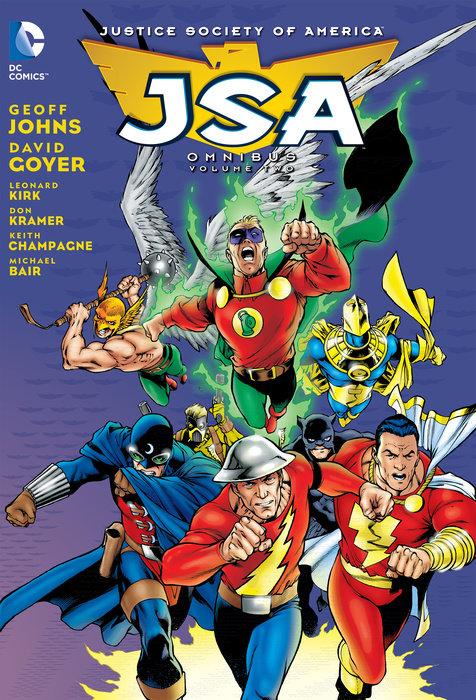JSA Omnibus Vol. 2
