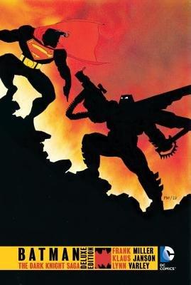 Batman: The Dark Knight Saga Deluxe Edition