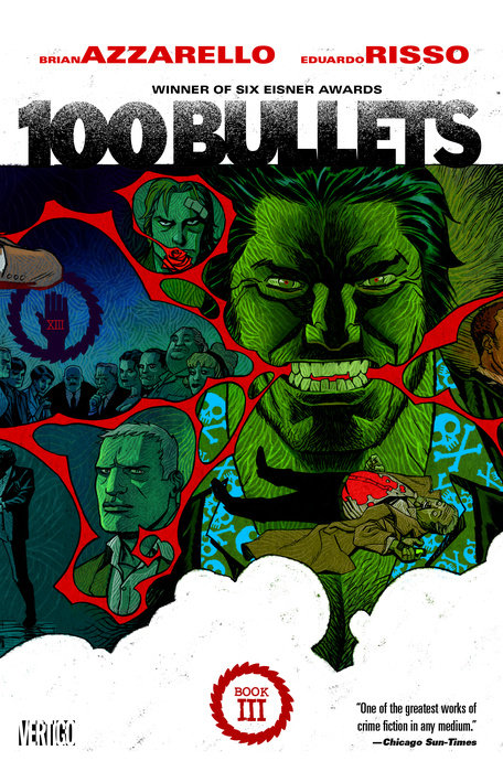 100 Bullets Book Three