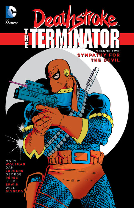 Deathstroke, The Terminator Vol. 2: Sympathy For The Devil