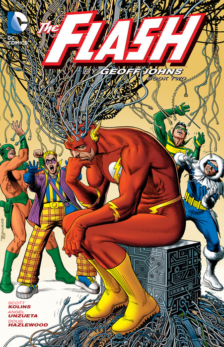 The Flash by Geoff Johns Book Two