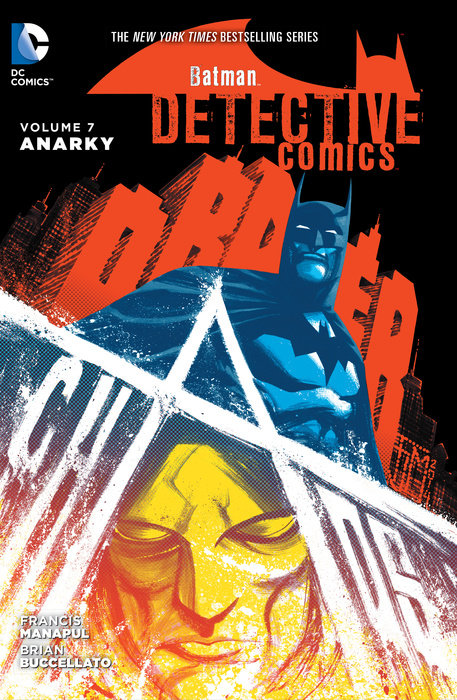 Batman: Detective Comics Vol. 7: Anarky