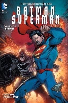 Batman/Superman Vol. 4: Siege