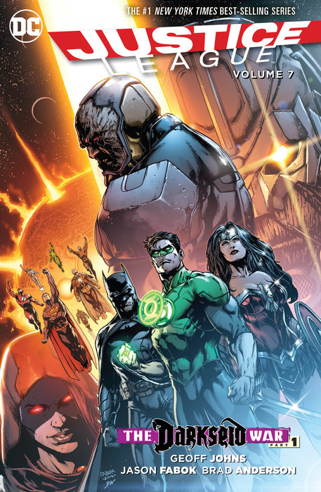 Justice League Vol. 7: Darkseid War Part 1