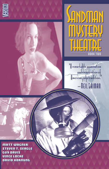 Sandman Mystery Theatre Book Two
