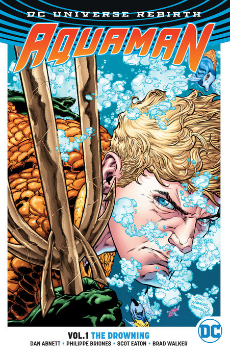 Aquaman Vol. 1: The Drowning (Rebirth)