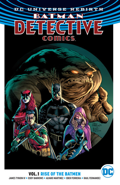 Batman: Detective Comics Vol. 1: Rise of the Batmen (Rebirth)