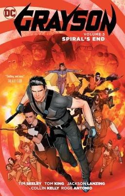 Grayson Vol. 5: Spiral's End
